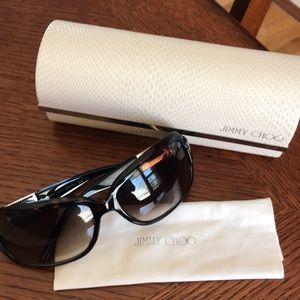 Jimmy Choo Essie sunglasses